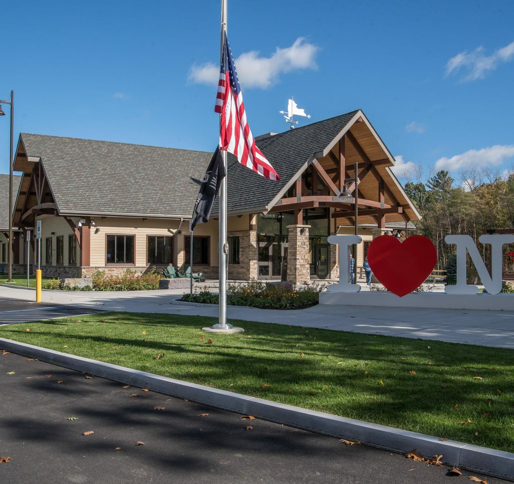 Adirondack Welcome Center